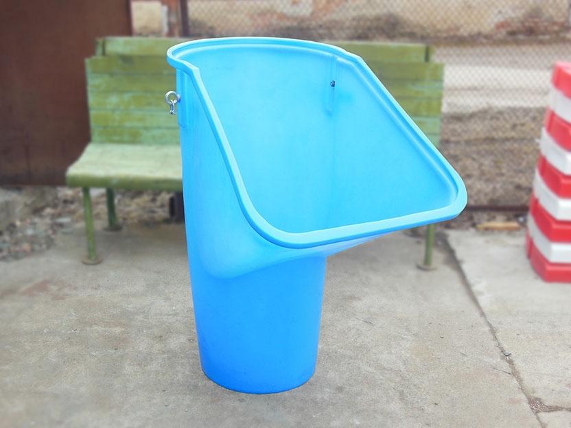 Секция мусоросброса приемная МССП-1200