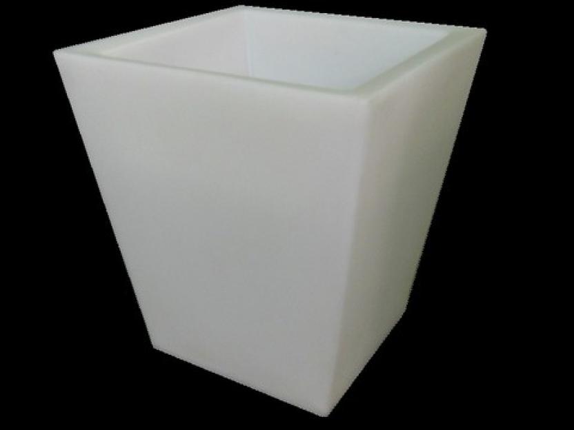 Вазон П-3842 WHITE