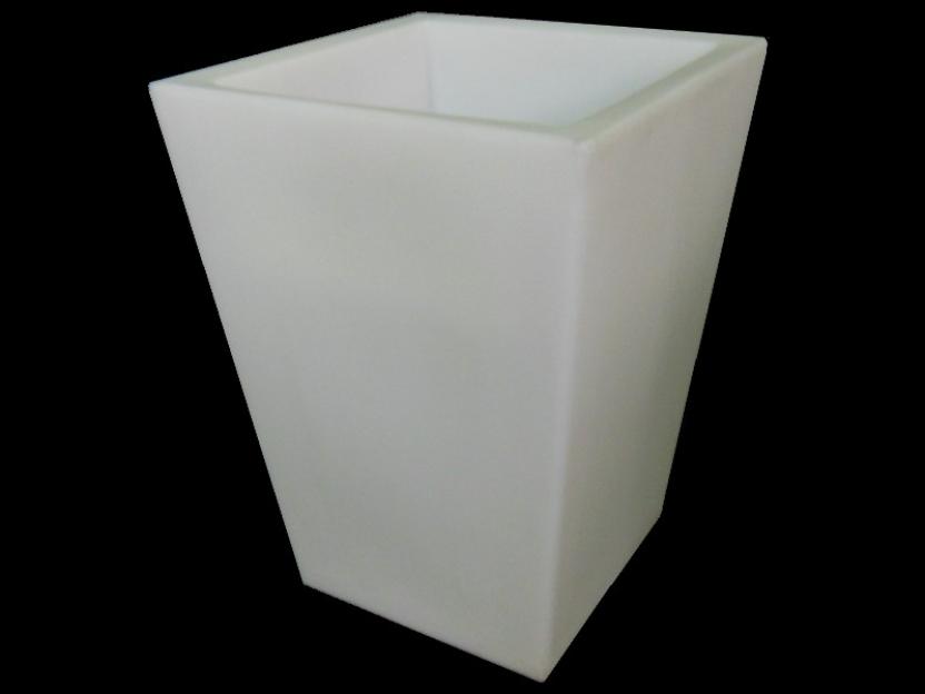 Вазон П-4155 WHITE