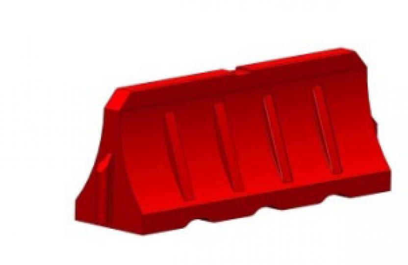 Блок дорожный БДВ-2000 (водоналивной вставной)
