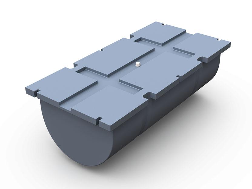 Модуль плавучести МП-150
